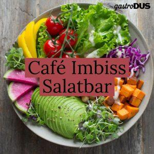 Mietfläche für Café Salat Konzept in Düsseldorf gesucht