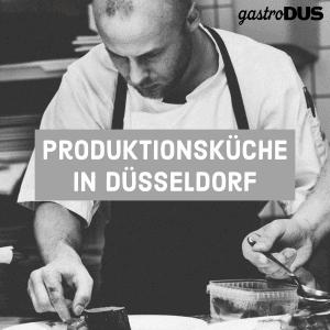 Produktionsküche oder Catering mieten pachten in Düsseldorf