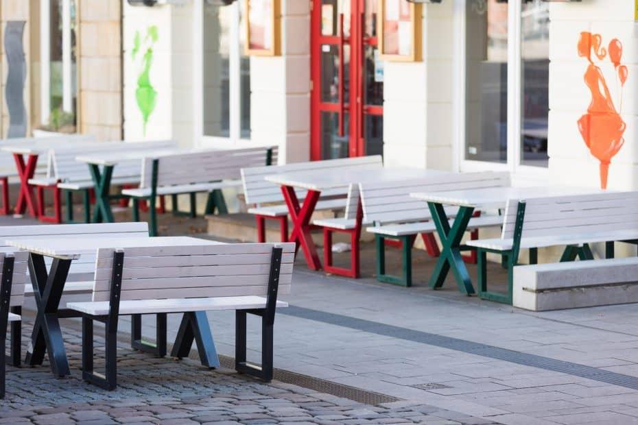 Aussengastronomie Café Restaurant mieten